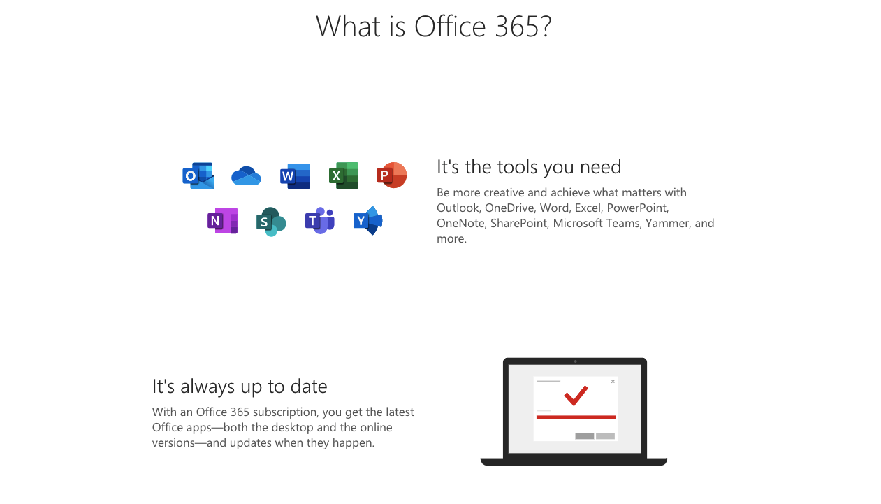 Office 365 Online Collaboration Tool