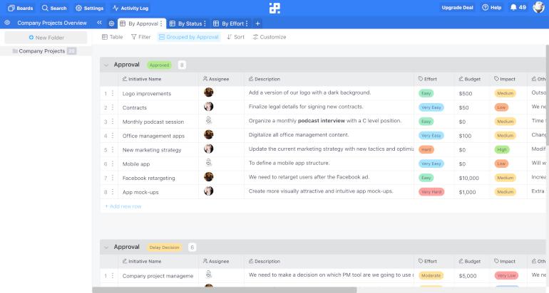 Infinity Workflow Software