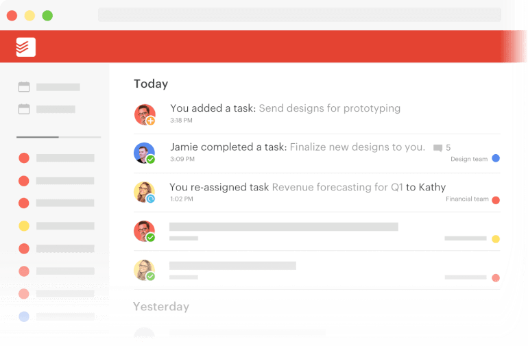Todoist Productivity Tool