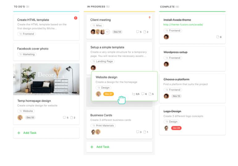 Paymo Work Management Software