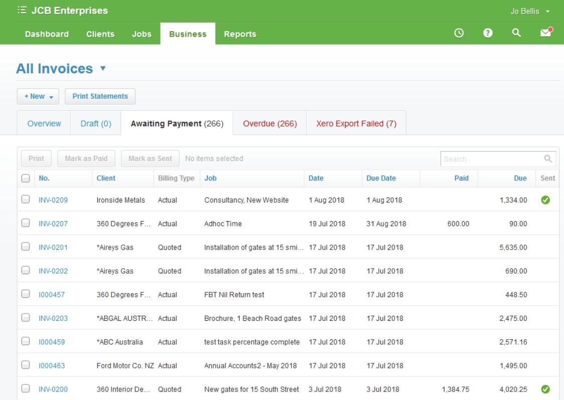 WorkflowMax Workflow Software